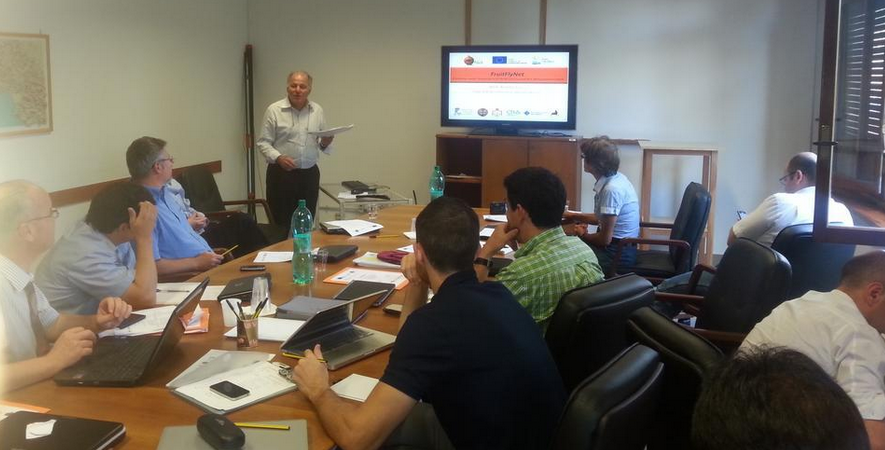 1st Consortium Meeting 10 - 11 July 2014 CRA-FRU Rome